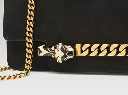 Colección Gucci 'Ojos de Tigre' (I): el bolso Tigrette. Primavera/Verano 2012