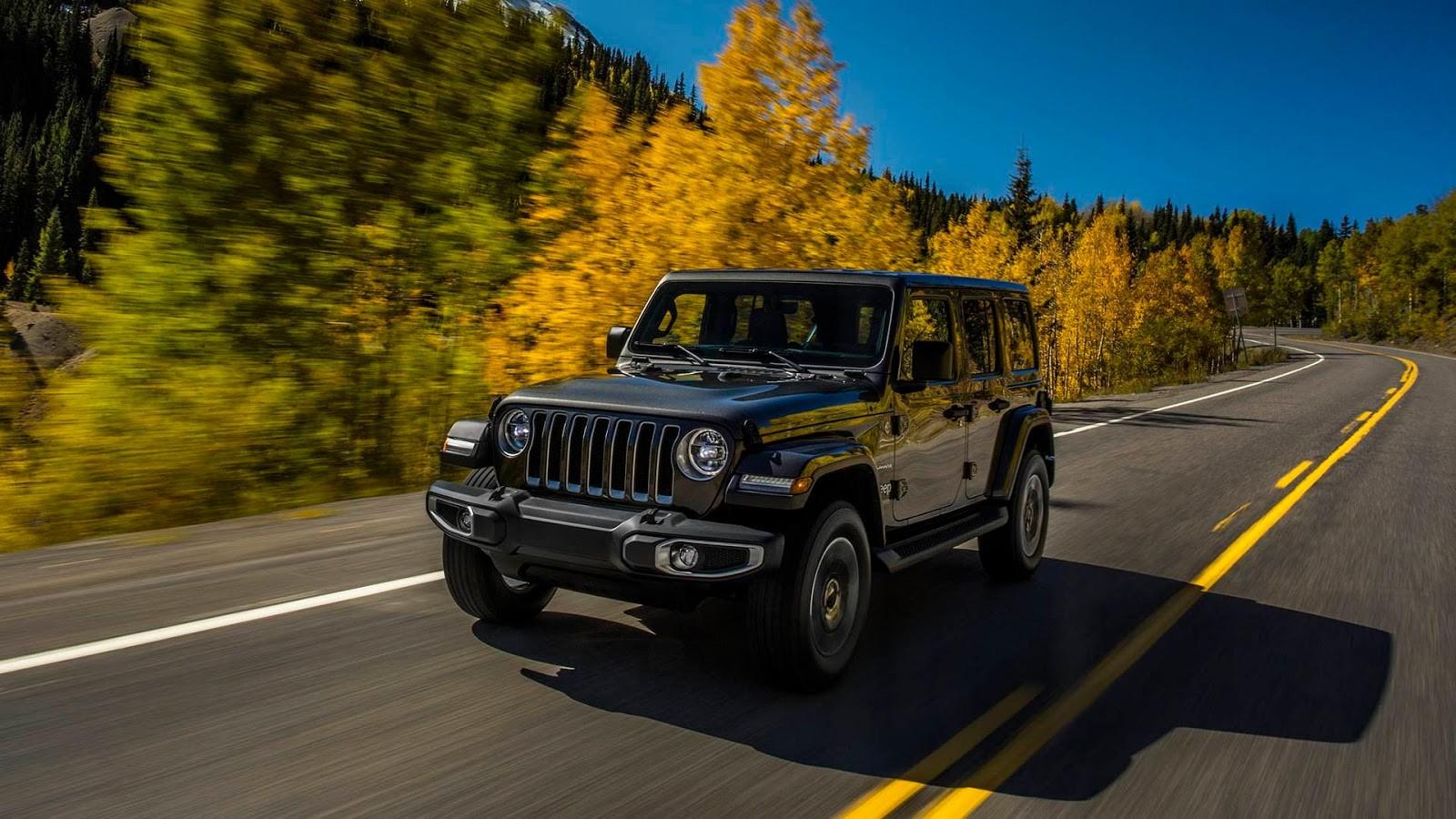 Foto de Jeep Wrangler 2018 (1/114)