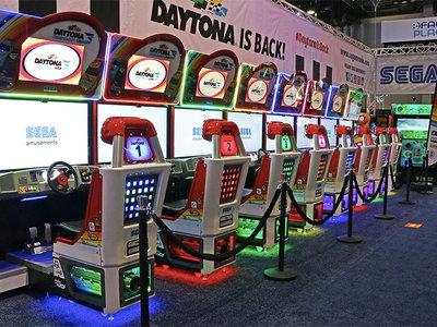 Así luce la recreativa de Daytona 3 Championship USA en un gameplay de ocho minutos