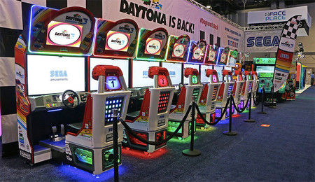 Así luce la recreativa de Daytona 3 Championship USA en un gameplay de ocho minutos