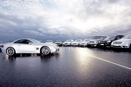 AutoBild prueba la gama completa de Mercedes AMG
