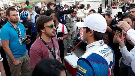 Es oficial: Fernando Alonso probará con Toyota en los test de rookies del WEC en Baréin