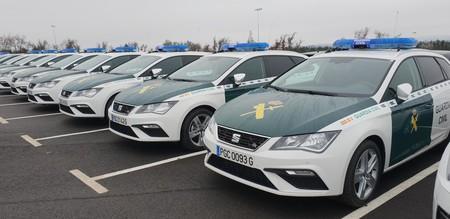 La Guardia Civil adquiere 249 SEAT León ST