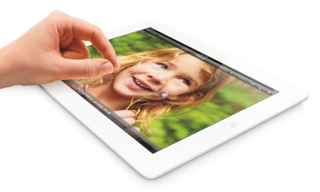 iPad de cuarta generación