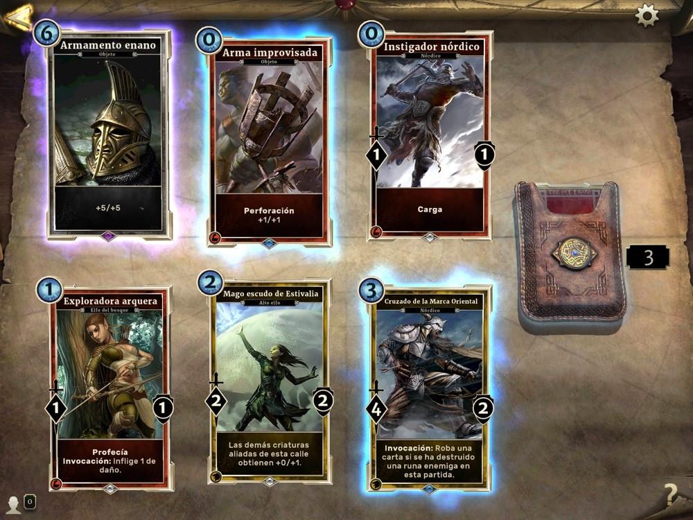 Elder Scroll Legends 20