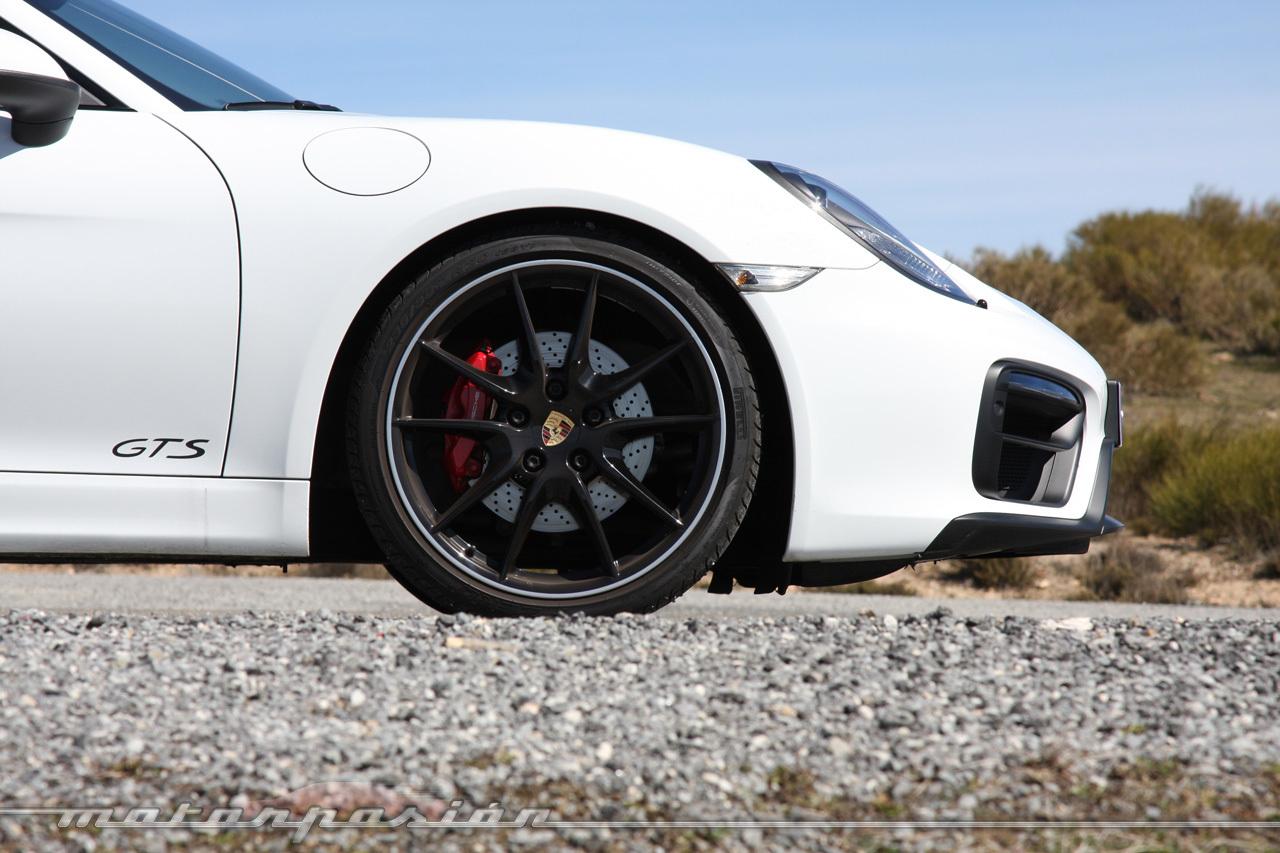 Foto de Porsche Cayman GTS (prueba) (31/34)