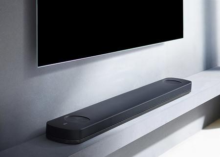 LG anuncia la disponibilidad en abril de sus nuevas barras de sonido para 2018