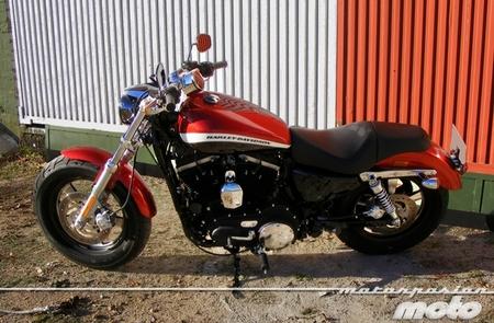 H-D XL 1200CA Custom Limited