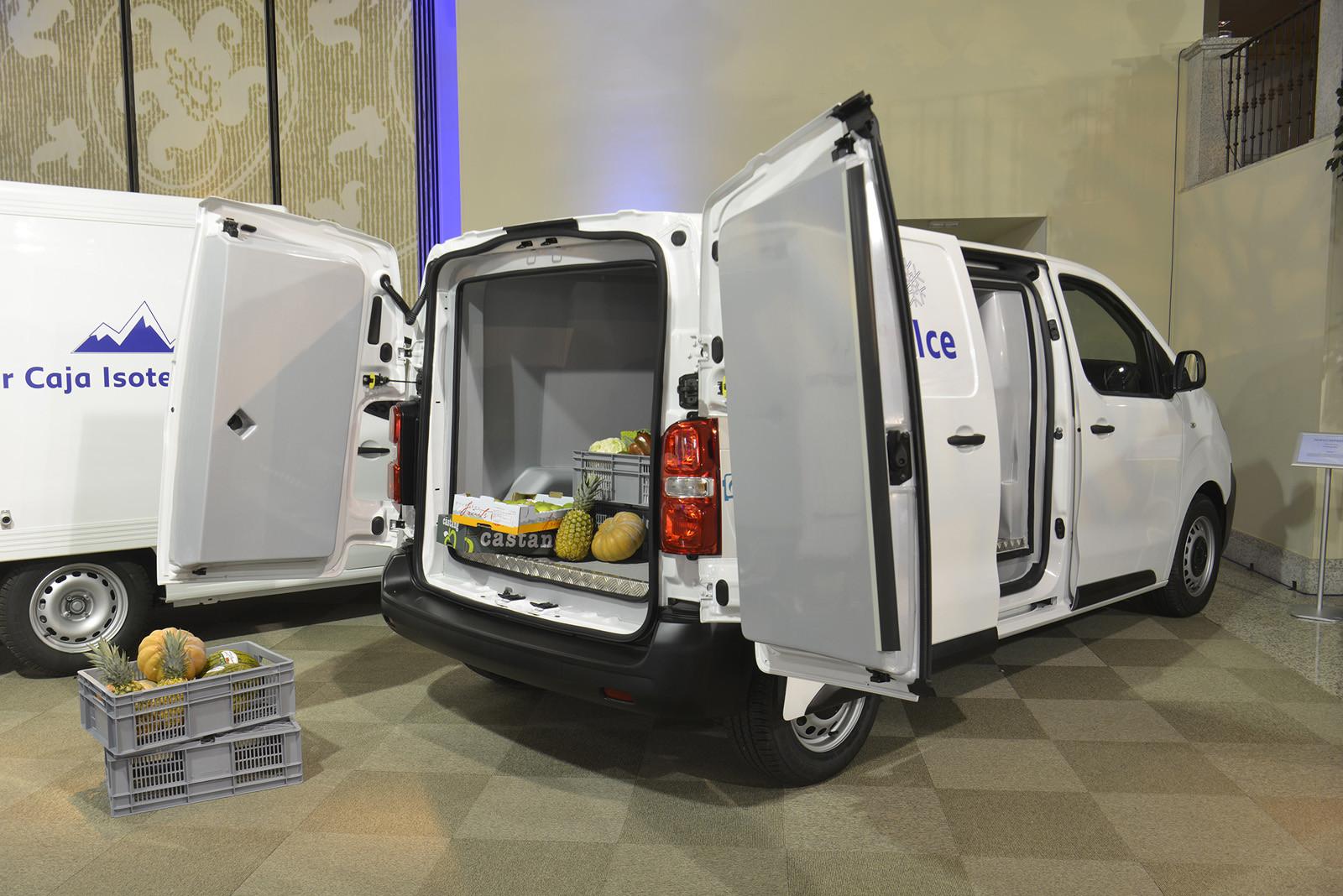 Foto de Peugeot gama comerciales y transformados (29/42)