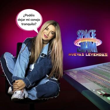 Polémica decisión de Warner Bros España: Mimi (Lola Índigo) pondrá voz a Lola Bunny en 'Space Jam: Nuevas leyendas'