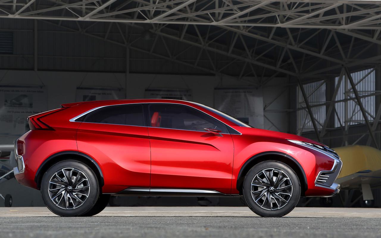 Foto de Mitsubishi XR-PHEV II Concept (26/27)