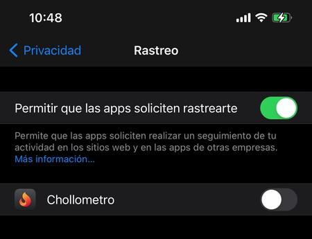 Rastreo Iphone Ios 14.5