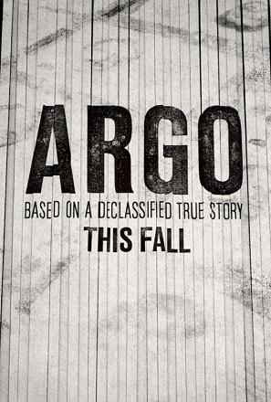 Cartel de 'Argo'