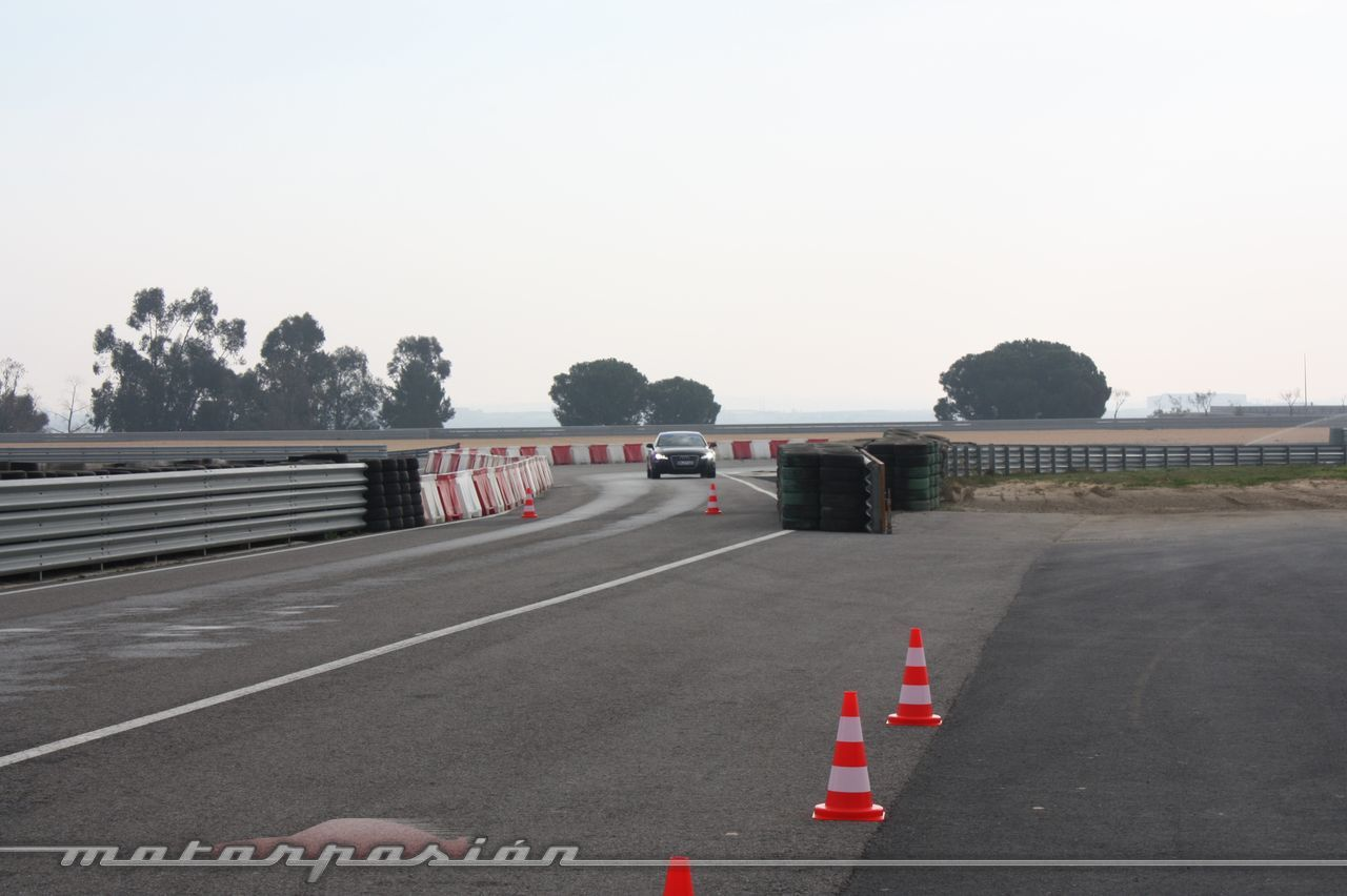 Foto de Goodyear Eagle F1: Audi TT RS, Audi A7 y Mercedes CLS (21/79)