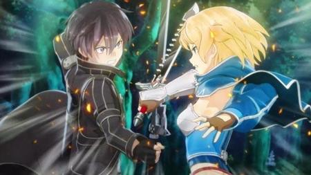 Trailer de lanzamiento de Sword Art Online: Hollow Fragment para PS Vita