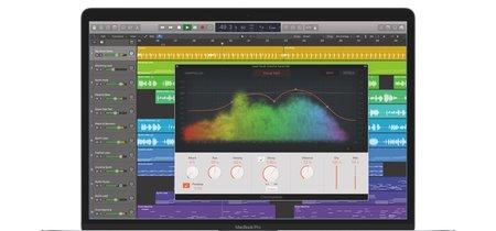 Logic Pro X se actualiza a la versión 10.4 y trae novedades como un ecualizador vintage