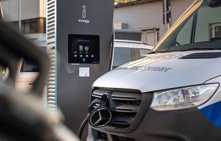 Mercedes-Benz eSprinter 2020, precios para España