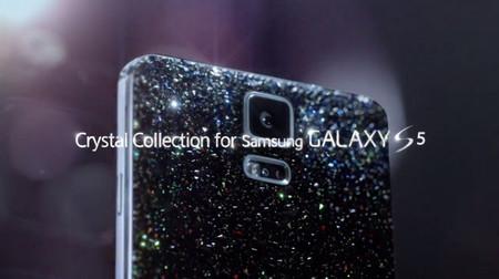 Samsung Galaxy S5 Crystal Collection, una versión especial diseñada por Swarovski