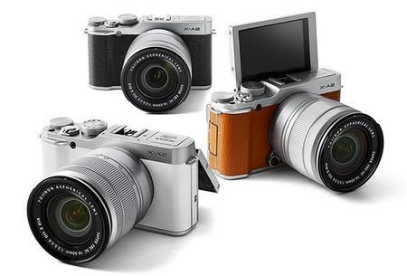 Cámara Fujifilm X A2