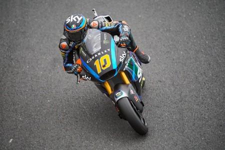 Luca Marini arrasa en Motegi con una pole position con más de un segundo de ventaja sobre Augusto Fernández