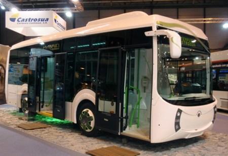 Castrosúa Tempus autobús urbano híbrido fabricado en España