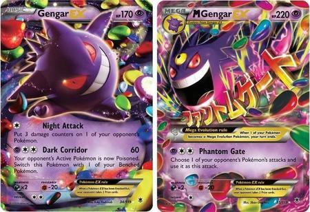 Pokémon TCG Phantom Forces disponible en tiendas a partir del 5 de noviembre