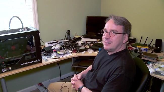 Se acabó el descanso, Linus Torvalds regresa a dirigir el desarrollo de Linux