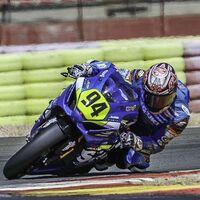 ¡Suzuki vuelve al mundial de Superbikes! La Suzuki GSX-R1000 hará un 'wild card' este fin de semana en Navarra