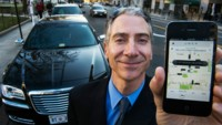 Uber probará este verano en Alemania un nuevo servicio con conductores con licencia
