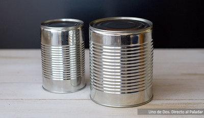 Cómo hornear un bizcocho en una lata