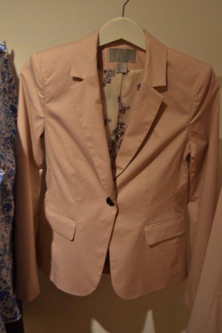 Tonos nude HM colección Primavera-Verano 2012
