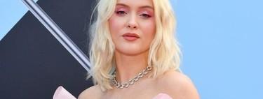 Zara Larsson se apunta a la tendencia de los vestidos con mucho volumen en los MTV VMAs