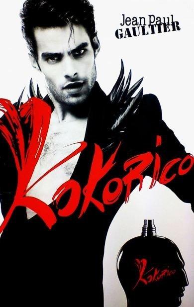 'Kokorico' la nueva fragancia de Jean Paul Gaultier con Jon Kortajarena