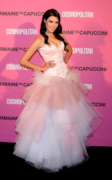 Alfombra roja Premios Cosmopolitan 2009: los looks de todas las invitadas
