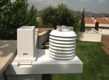El jardín digital, ahorro de agua