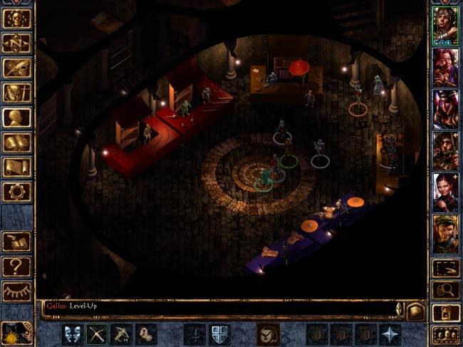 Baldur's Gate para iPad