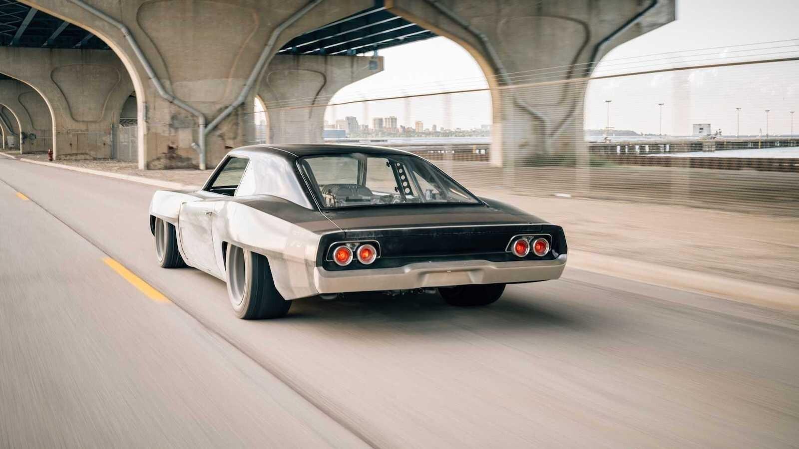 Foto de Speedkore Hellacious Dodge Charger 1968 (6/26)