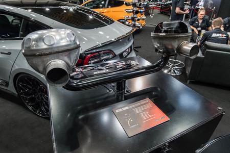 Tesla Model 3 Milltek Escape Sonido Autosport