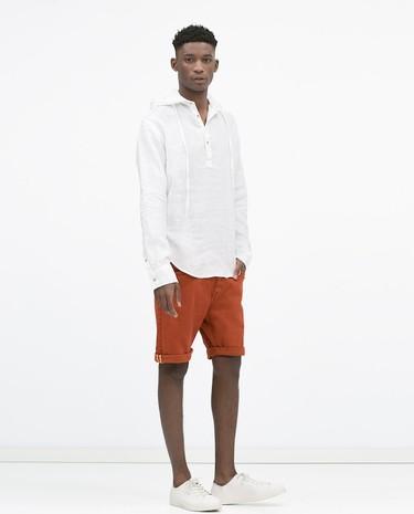 ¡Manda a paseo al calor con Zara y su colección de lino para el verano!