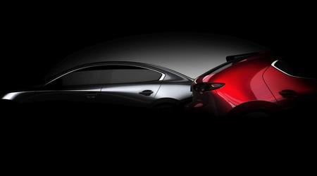 El nuevo Mazda3 se presenta este mes en el Salón de Los Ángeles: nuevo diseño y más premium que nunca