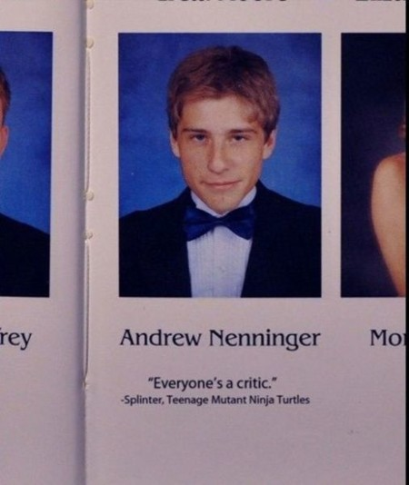Funniest Yearbook Quotes Of All Time 14