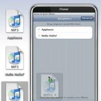 Nueva versión de iToner con soporte para el firmware 1.1.1 del iPhone