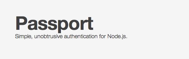 Passport Node.js