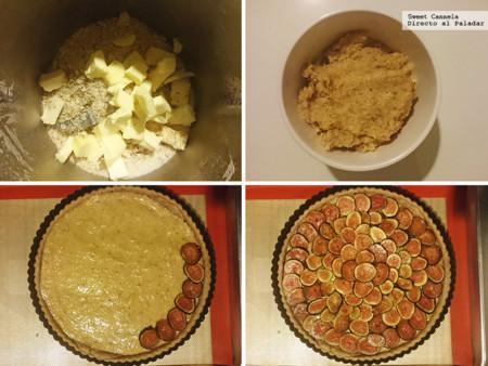 Tarta De Higos Con Almendra 2