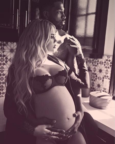 Khloé Kardashian da a luz a su primera hija rodeada de una gran polémica
