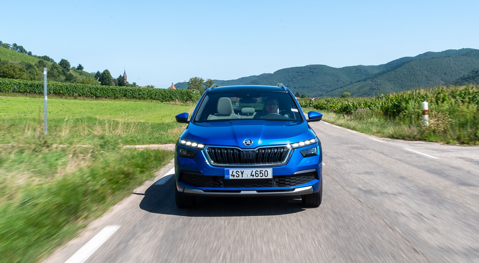 Foto de Probamos el Škoda Kamiq 2019 (9/24)