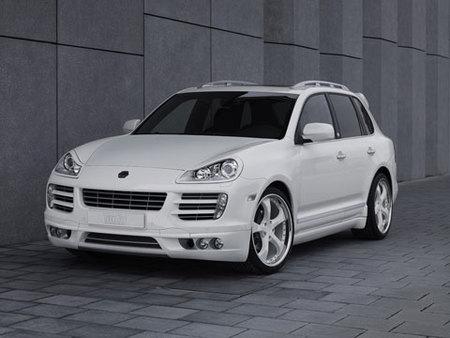 Porsche Cayenne Diesel por TechArt para el Salón de Ginebra