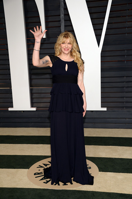 Courtney Love, ¿tú qué pintas aquí?