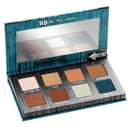 Urban Decay On The Run Palette 1