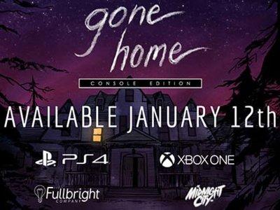 Gone Home tendrá versión de consolas y llegará a mediados de enero